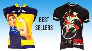 668bb1879 Vintage Cycling Jerseys   Clothing for Men   Women